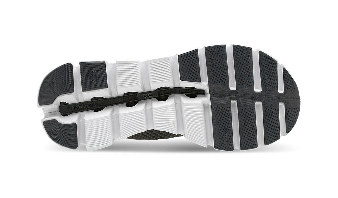 Women's On Cloudswift Running Shoe - Color: Black/Rock (Regular Width) - Size: 5, Black/Rock, large, image 2