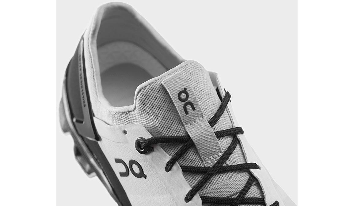 Women's On Cloudventure Peak Trail Running Shoe - Color: White/Black (Regular Width) - Size: 6.5, White/Black, large, image 4