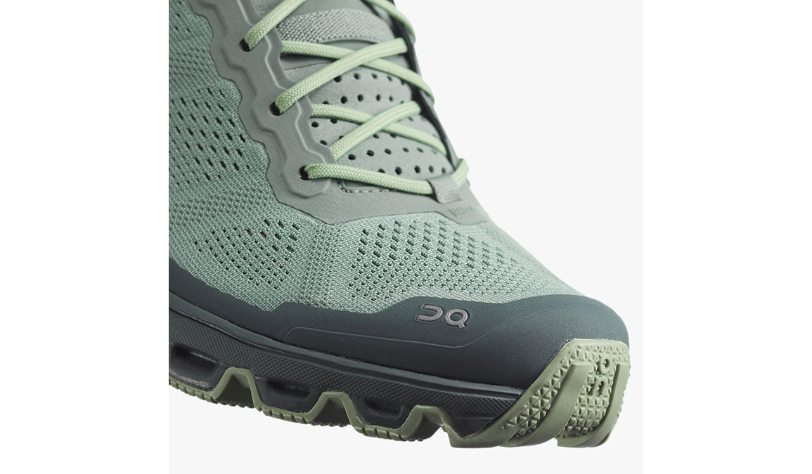 Women's On Cloudventure Trail Running Shoe - Color: Moss/Olive (Regular Width) - Size: 8.5, Moss/Olive, large, image 2