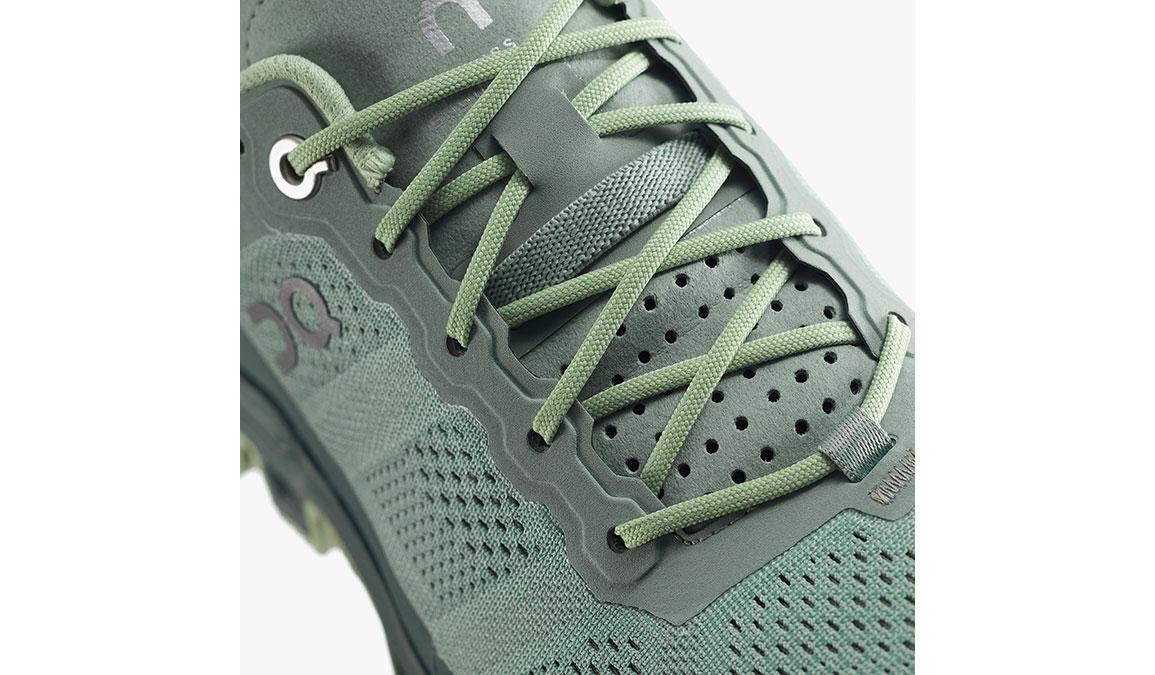 Women's On Cloudventure Trail Running Shoe - Color: Moss/Olive (Regular Width) - Size: 8.5, Moss/Olive, large, image 3
