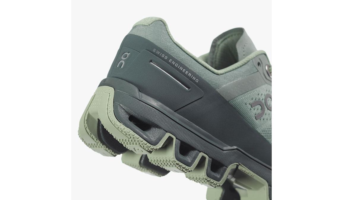 Women's On Cloudventure Trail Running Shoe - Color: Moss/Olive (Regular Width) - Size: 8.5, Moss/Olive, large, image 4