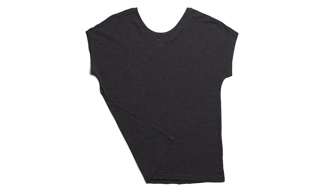 Women's On Comfort-T - Color: Black Size: XS, Black, large, image 1