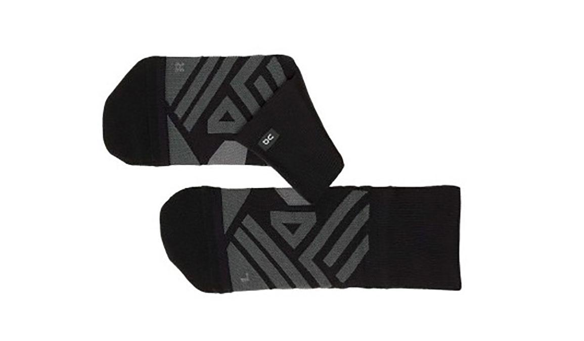 Women's On Mid Sock - Color: Black Size: XS, Black, large, image 3