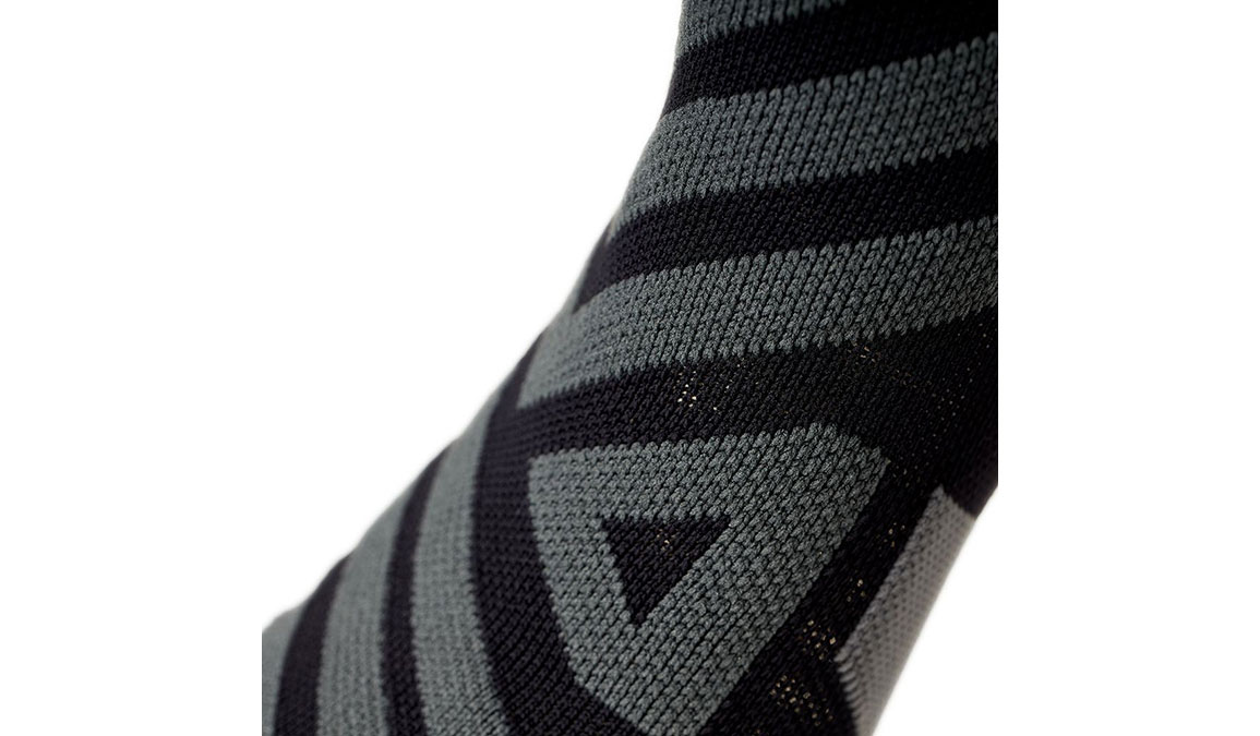 Women's On Mid Sock - Color: Black Size: XS, Black, large, image 4