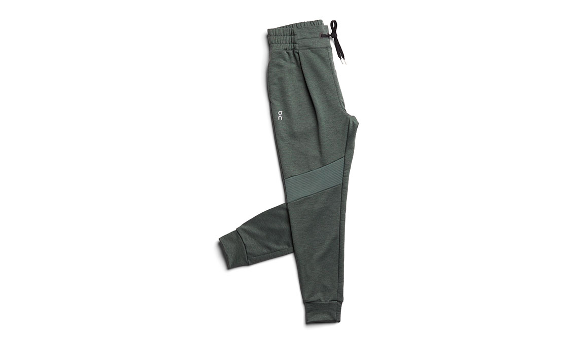 Women's On Sweat Pants - Color: Beluga Size: XS, Green, large, image 1