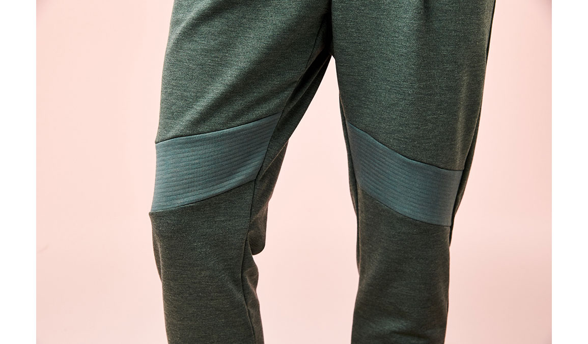 Women's On Sweat Pants - Color: Beluga Size: XS, Green, large, image 3