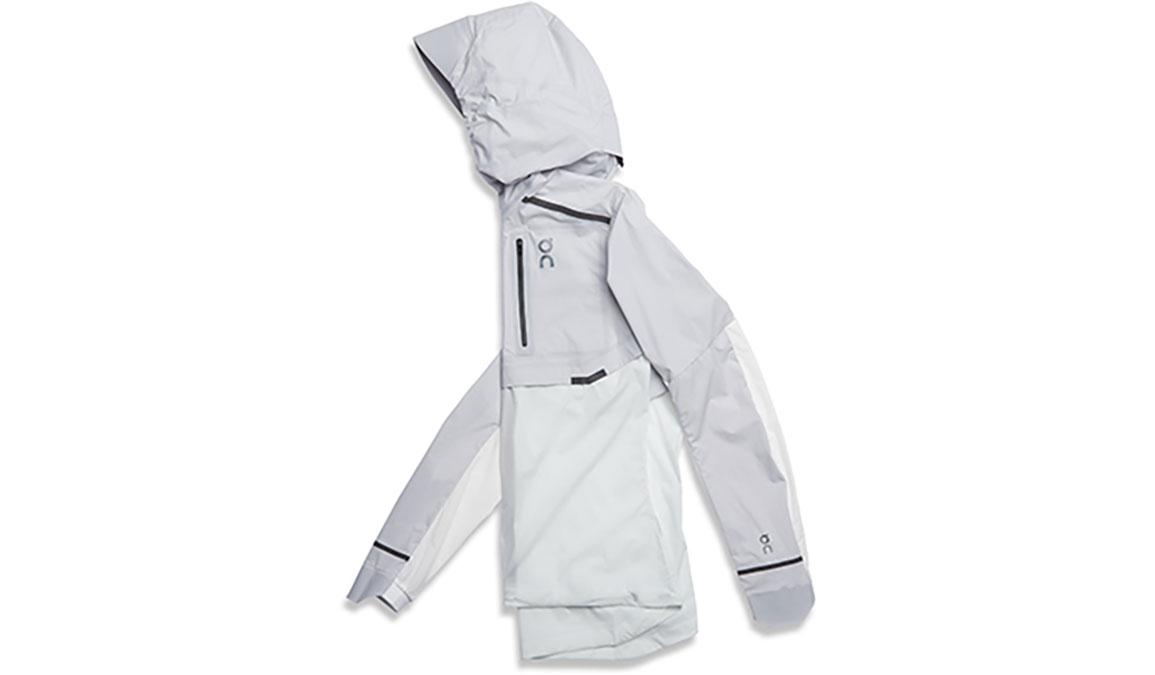 Women's On Weather Jacket  - Color: Grey/White Size: M, Grey/White, large, image 1