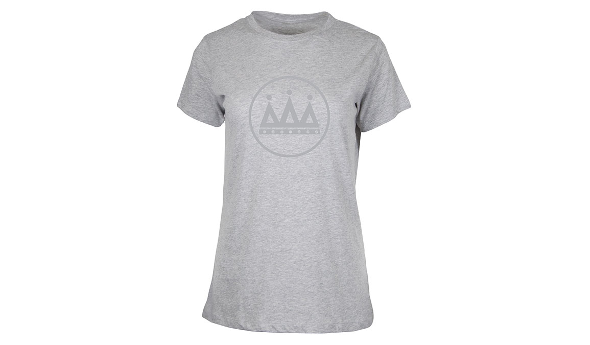 Women's Ouray Rogue Running Logo Shirt - Color: Premium Heather Size: XL, Heather, large, image 1