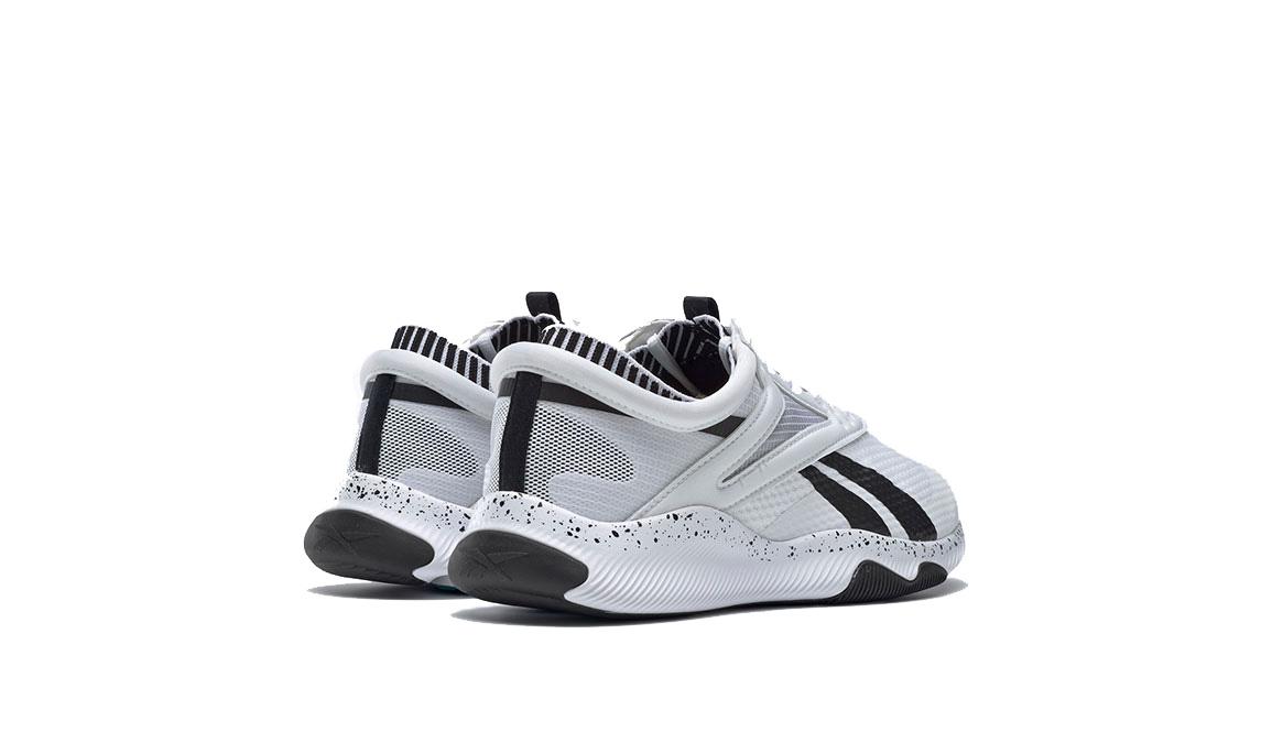 Women's Reebok HIIT TR Training Shoes - Color: White/Black/Sea (Regular Width) - Size: 5, White/Black, large, image 3