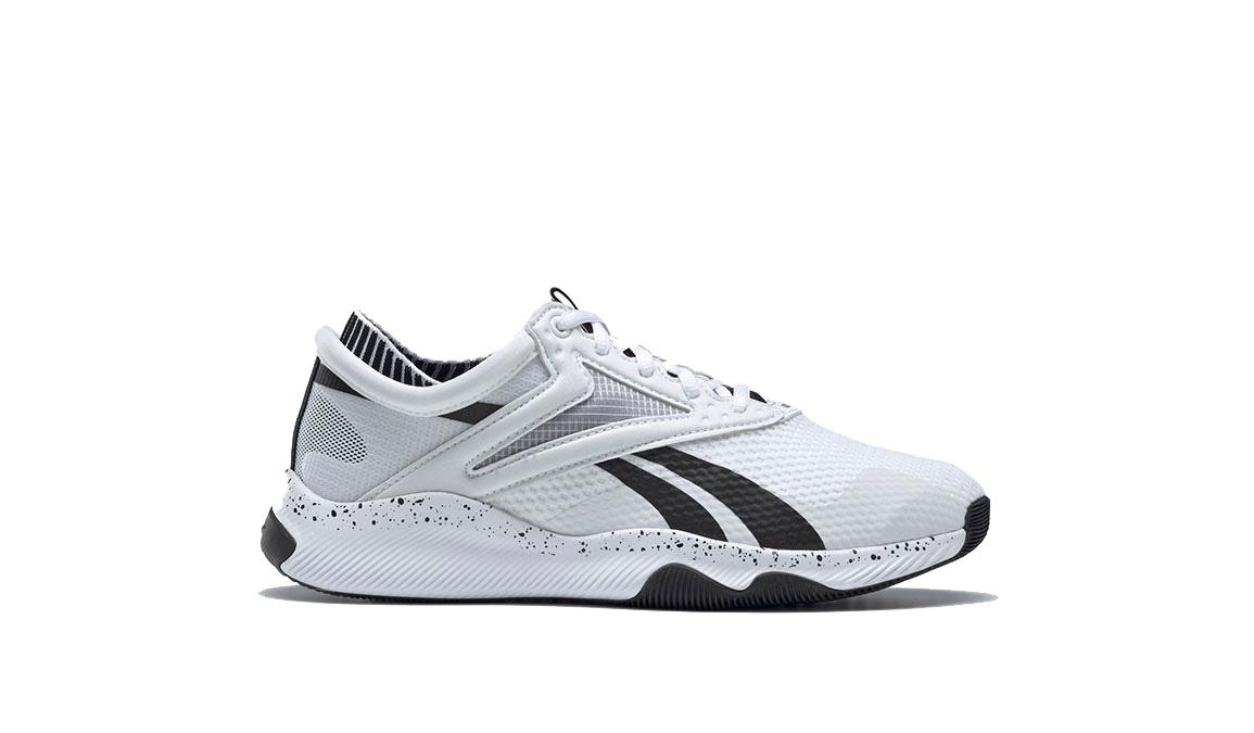 Women's Reebok HIIT TR Training Shoes - Color: White/Black/Sea (Regular Width) - Size: 5, White/Black, large, image 1