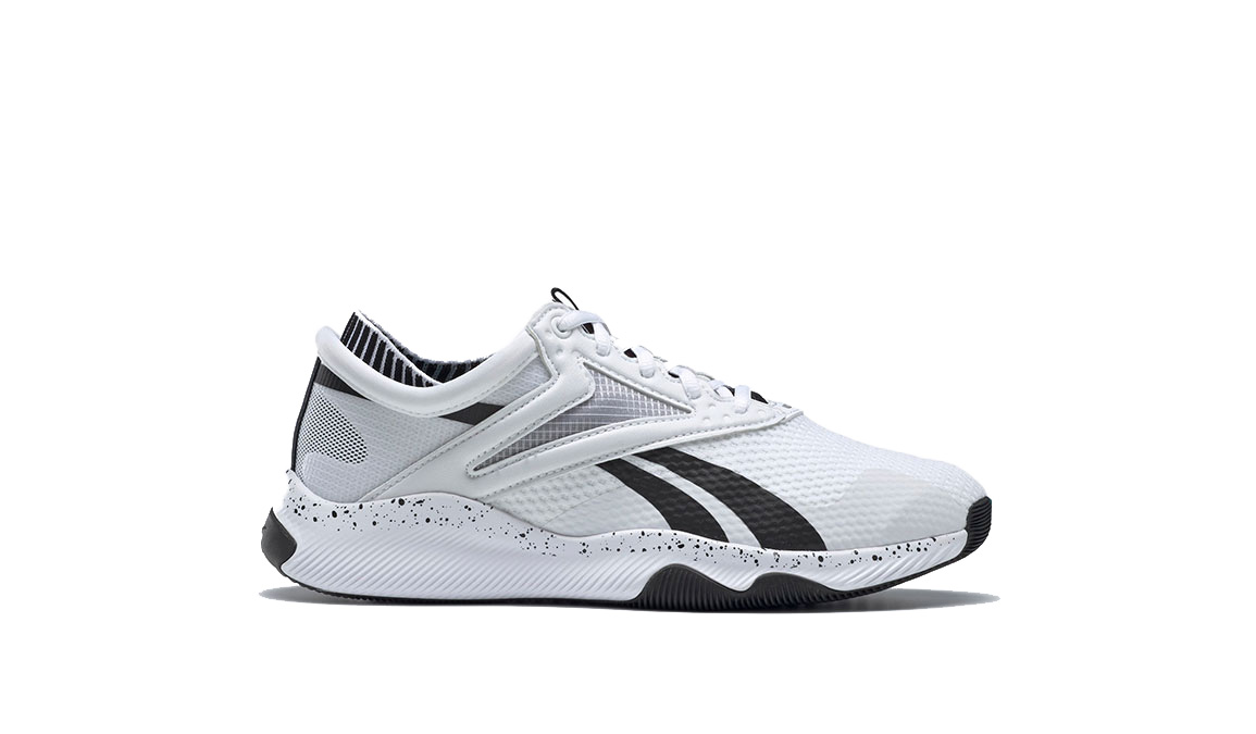 Women's Reebok HIIT TR Training Shoes - Color: White/Black/Sea (Regular Width) - Size: 5, White/Black, large, image 1