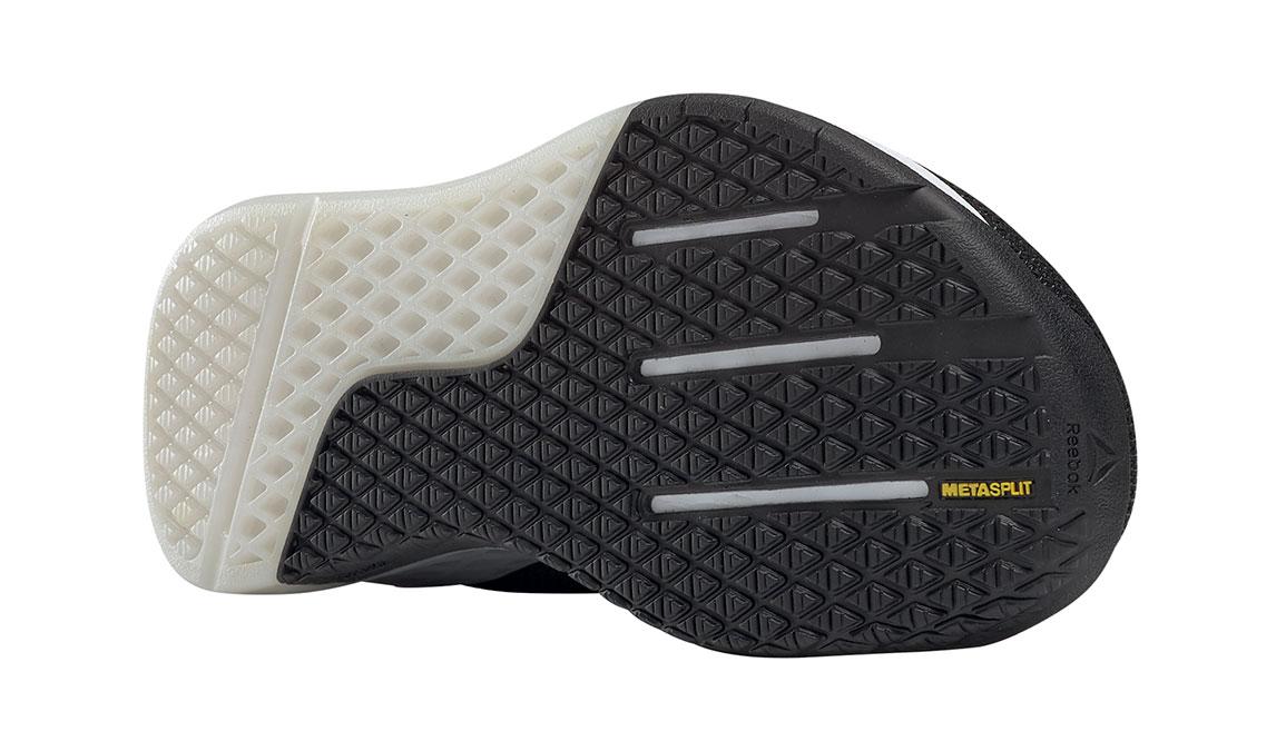 Women's Reebok Nano 9 Training Shoes - Color: Black/White (Regular Width) - Size: 5.5, Black/White, large, image 2