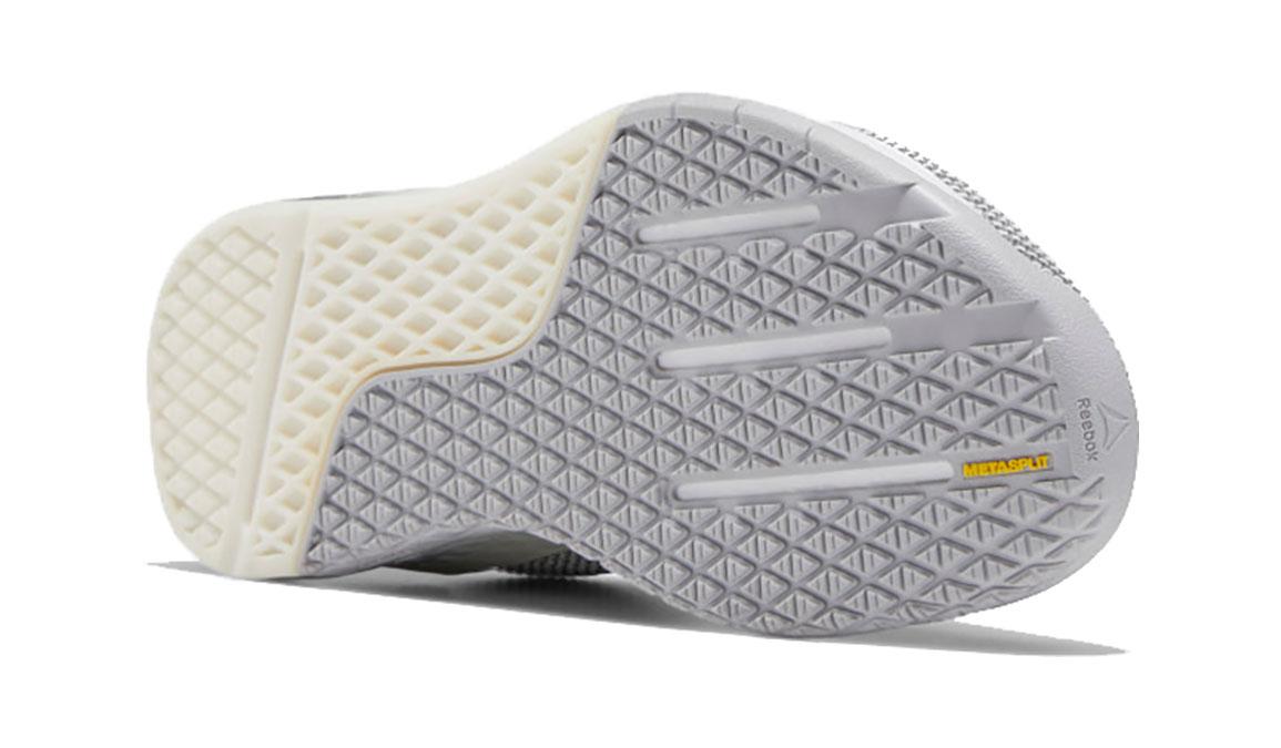 Men's Reebok Nano 9 Training Shoes - Color: Cold Grey 2/Silver Met./White  (Regular Width) - Size: 6, Grey, large, image 4