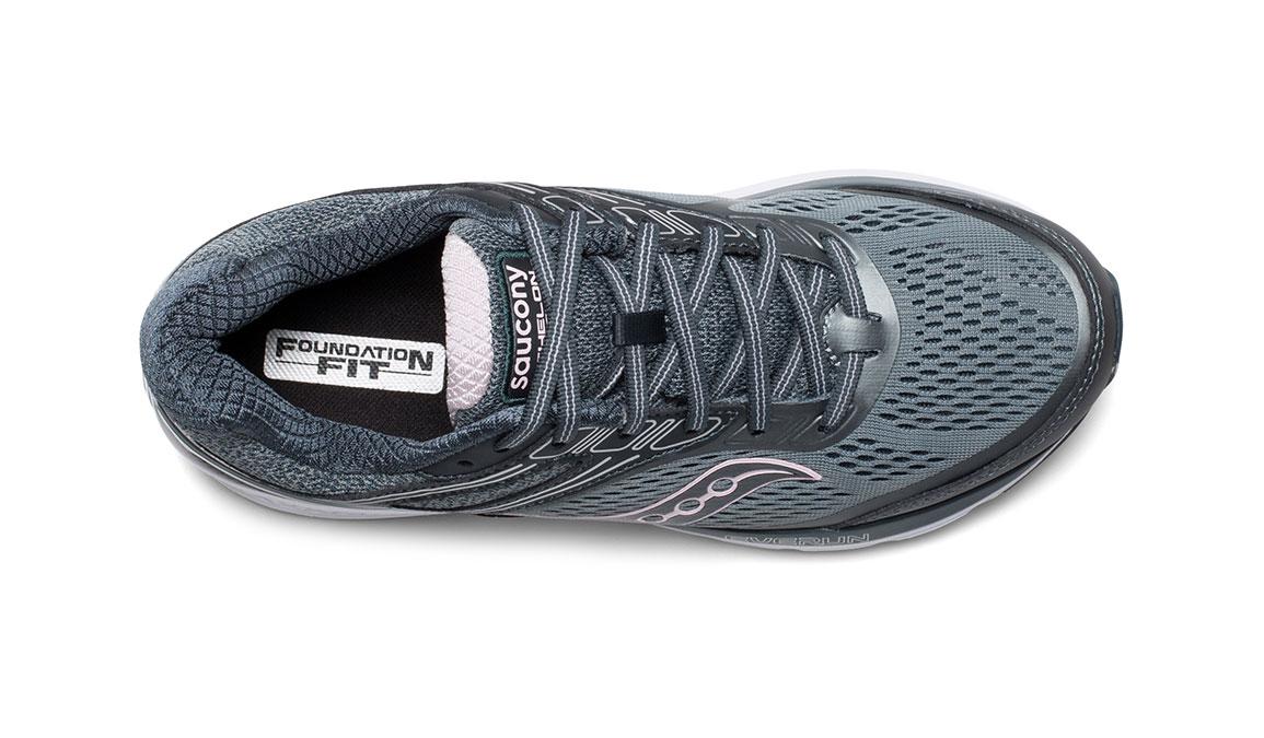 Women's Saucony Echelon 7 Running Shoe - Color: Slate/Pink (Regular Width) - Size: 10, Slate, large, image 3
