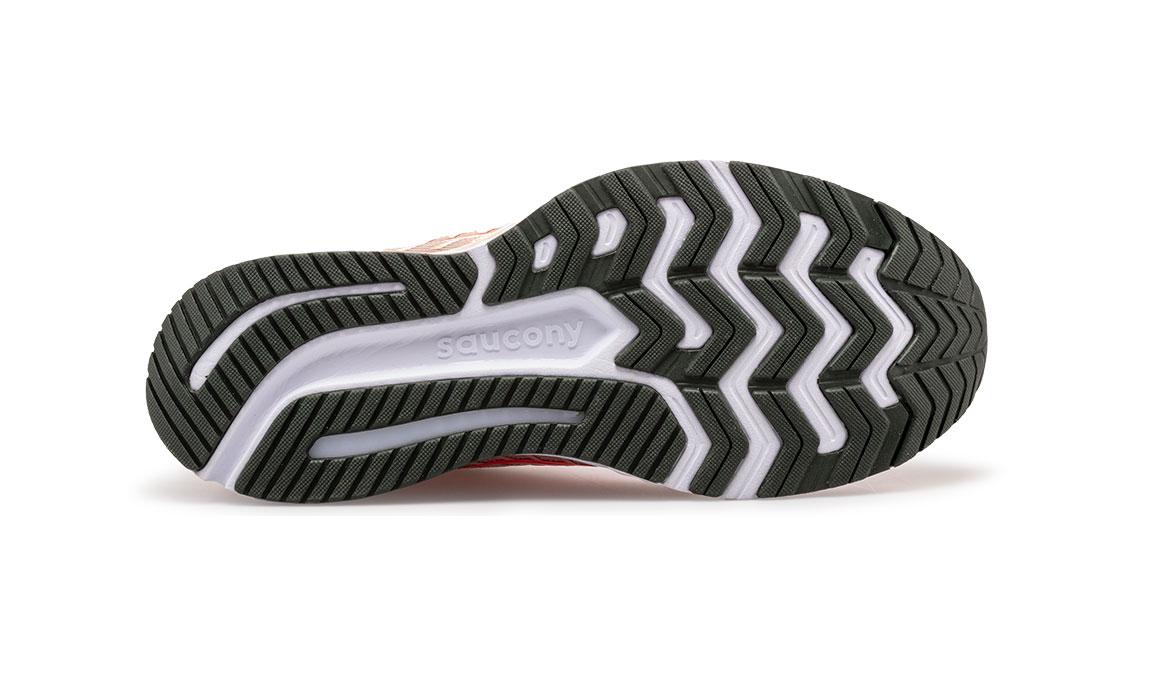 Women's Saucony Guide 13 Running Shoe - Color: Jackalope (Regular Width) - Size: 6, Pink, large, image 2