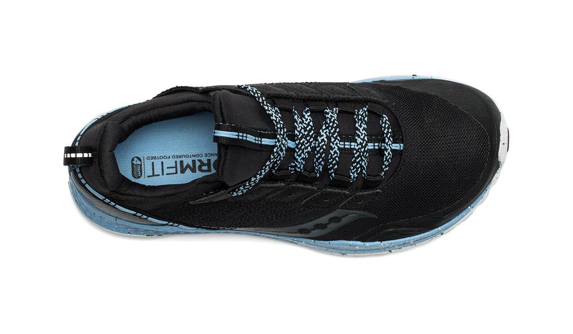Women's Saucony Mad River TR Trail Running Shoe - Color: Black (Regular Width) - Size: 6.5, Black, large, image 3