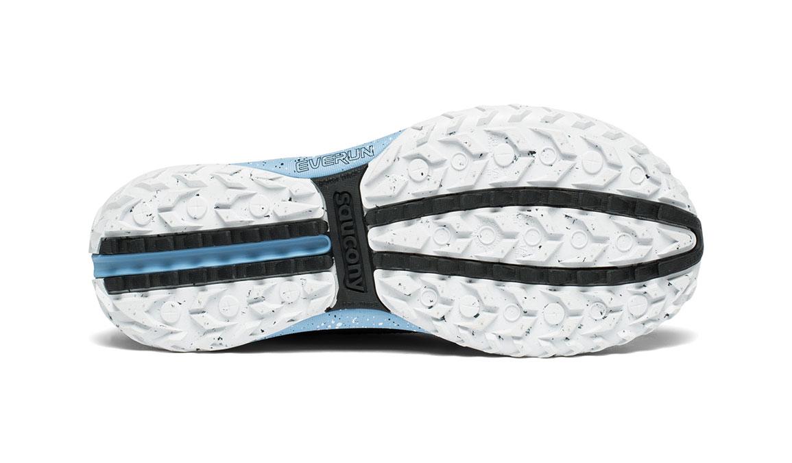 Women's Saucony Mad River TR Trail Running Shoe - Color: Black (Regular Width) - Size: 6.5, Black, large, image 4