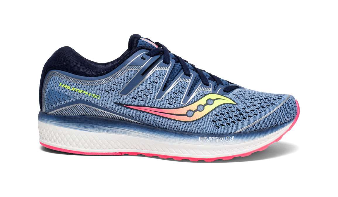 Women's Saucony Triumph ISO 5 Running Shoe, , large, image 1