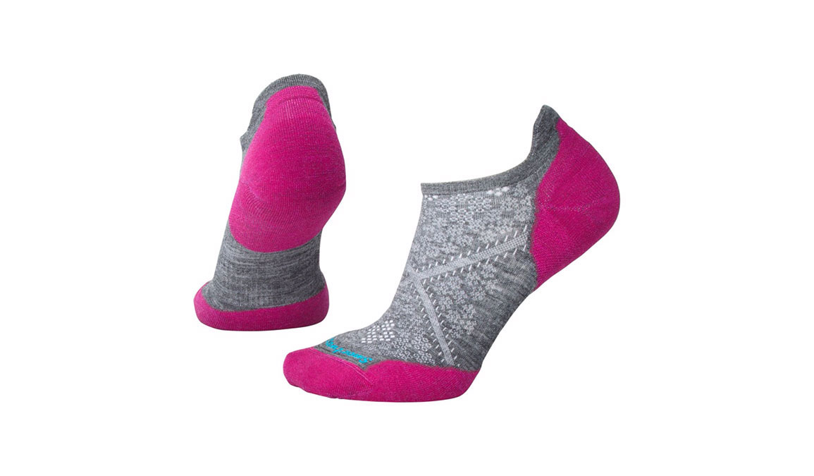 Women's Smartwool PhD Run Light Elite Micro Sock, , large, image 1