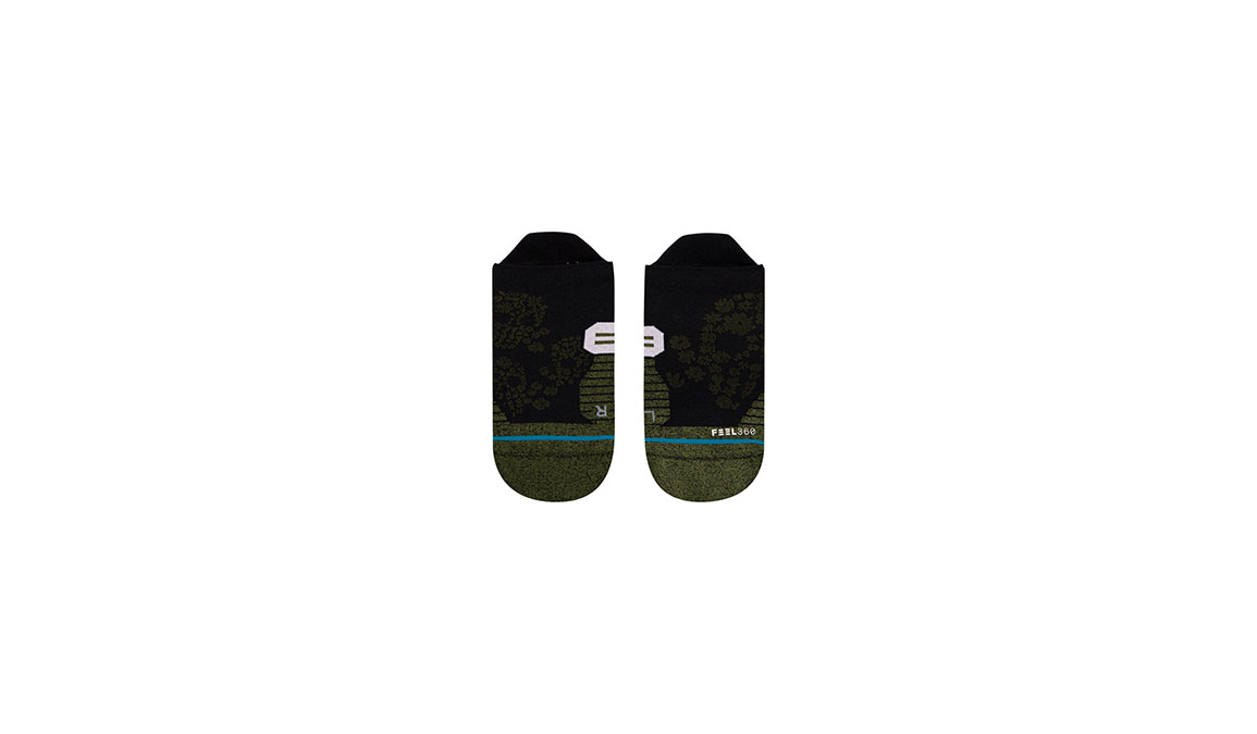 Women's Stance Presley Tab - Color: Black Size: S, Black, large, image 2