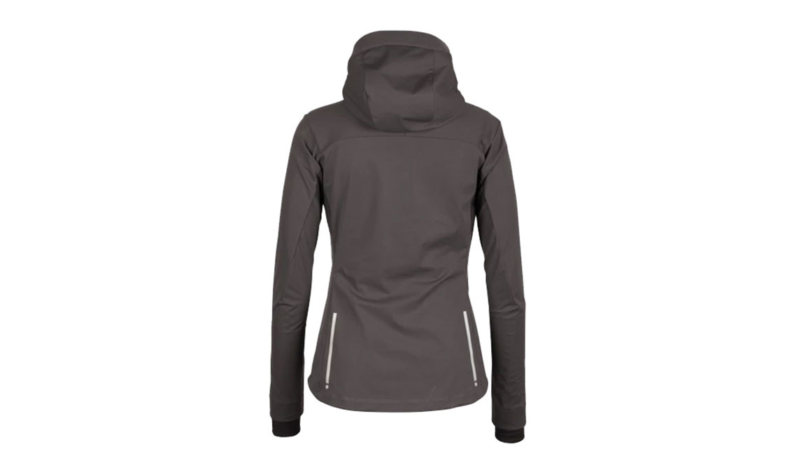 Women's Sugoi Firewall 180 Jacket  - Color: Mettle Size: XS, Grey, large, image 2