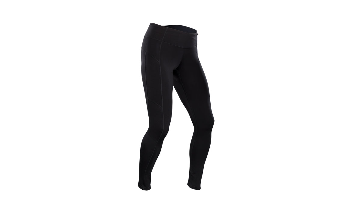 Women's Sugoi Midzero Tight - Color: Black Size: XS, Black, large, image 1