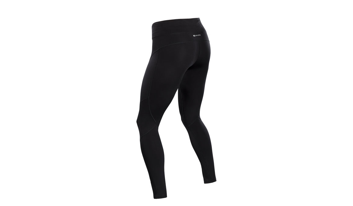 Women's Sugoi Midzero Tight - Color: Black Size: XS, Black, large, image 2