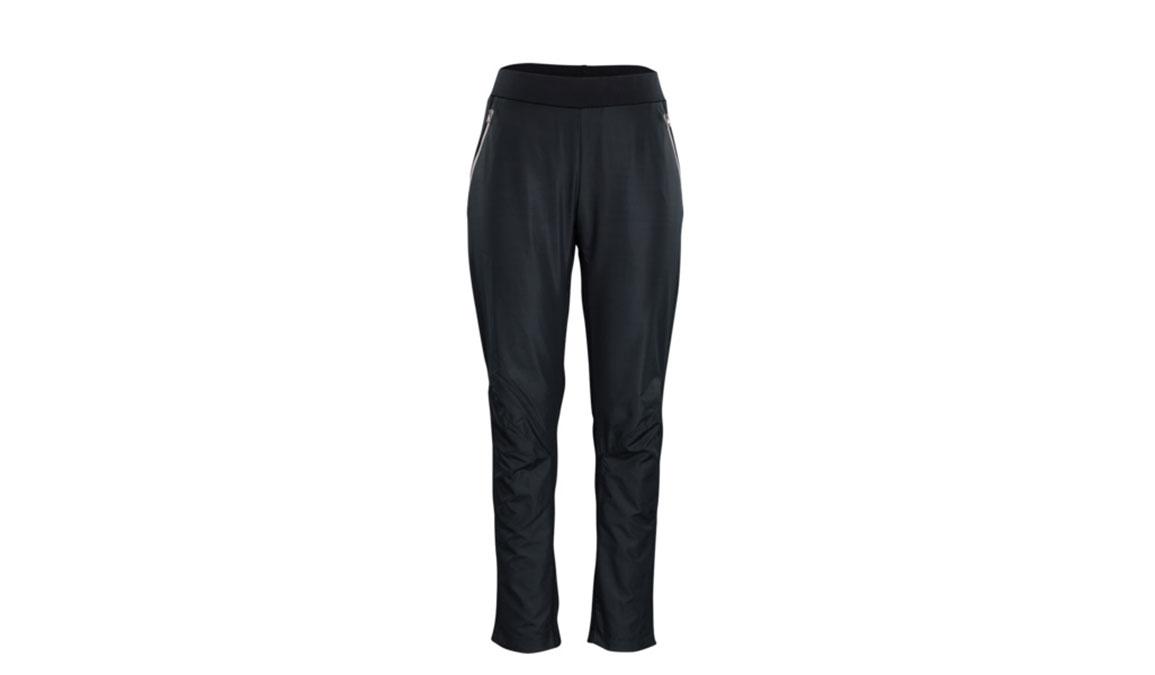 Women's Sugoi ZeroPlus Wind Pant - Color: Black Size: XS, Black, large, image 1