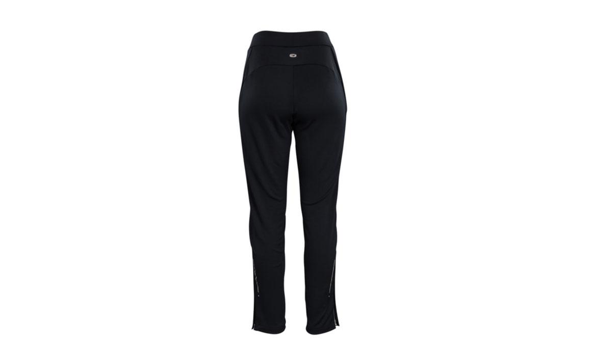 Women's Sugoi ZeroPlus Wind Pant - Color: Black Size: XS, Black, large, image 2