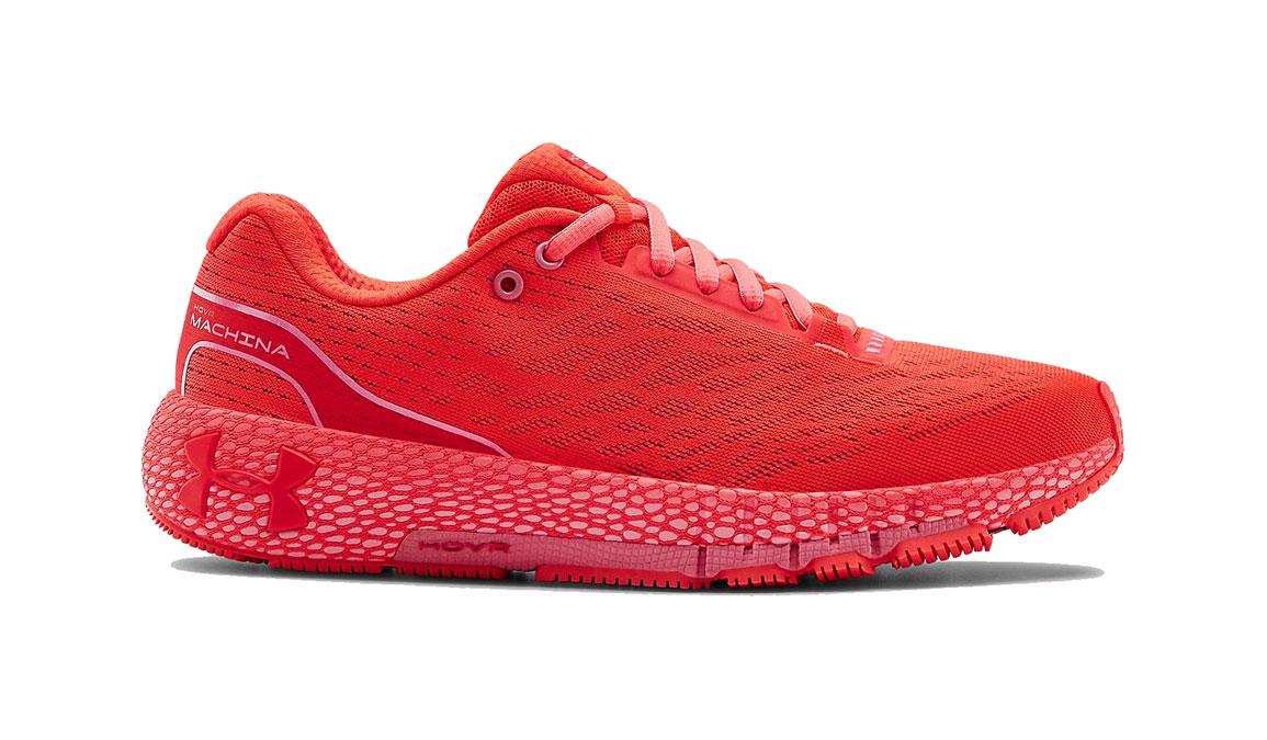 Women's Under Armour UA HOVR Machina Running Shoe - Color: Beta/Lipstick (Regular Width) - Size: 5, Beta/Lipstick, large, image 1