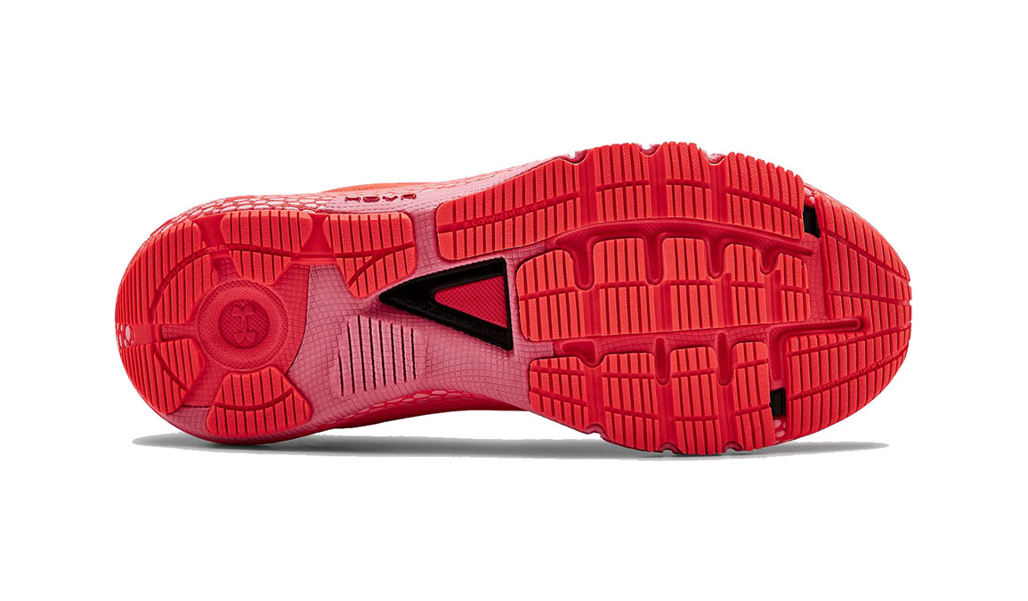 Women's Under Armour UA HOVR Machina Running Shoe - Color: Beta/Lipstick (Regular Width) - Size: 5, Beta/Lipstick, large, image 2