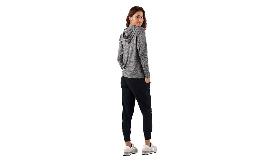 Women's Vuori Halo Performance Hoodie - Color: Heather Grey Size: XS, Heather Grey, large, image 2