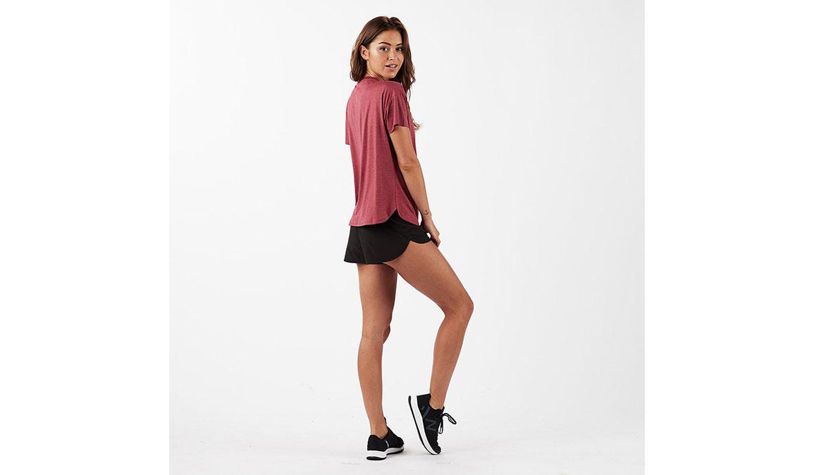 """Women's Vuori Omni 2.5"""" Shorts - Color: Black Size: XS, Black, large, image 4"""