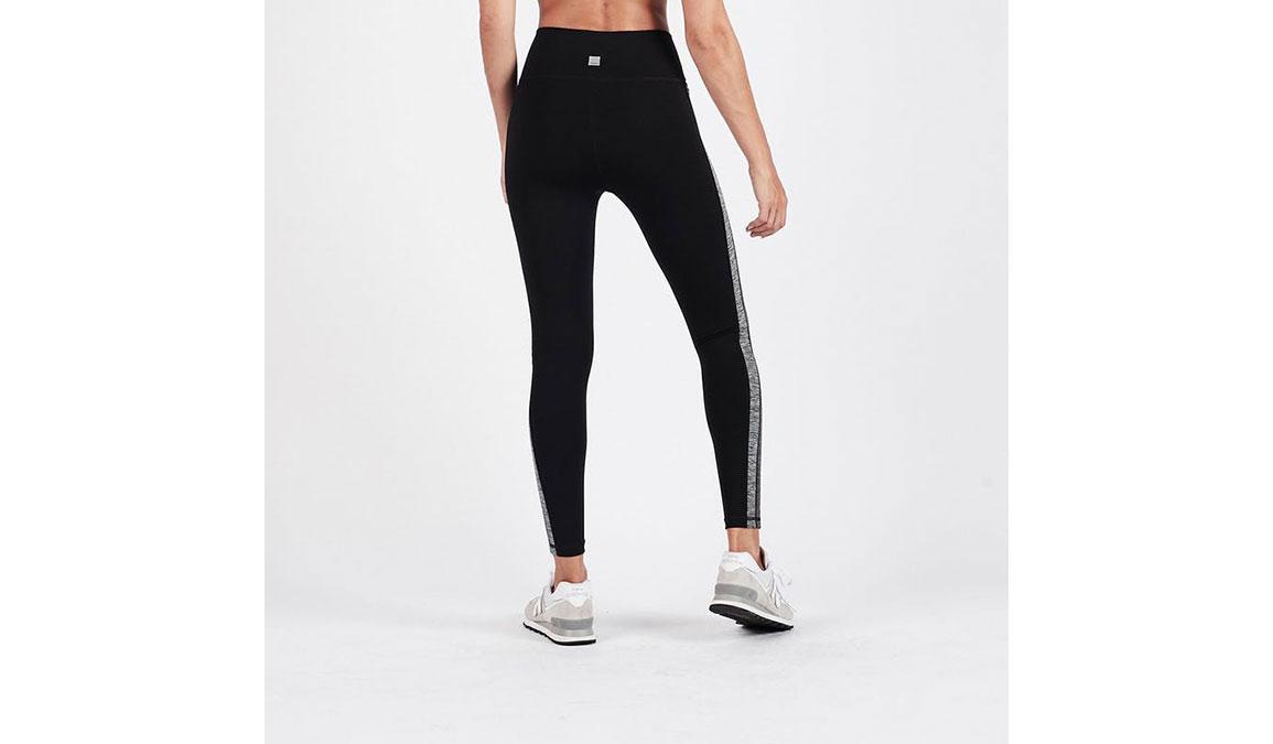 Women's Vuori Racer High Rise 7/8 Legging - Color: Black Size: XS, Black, large, image 3