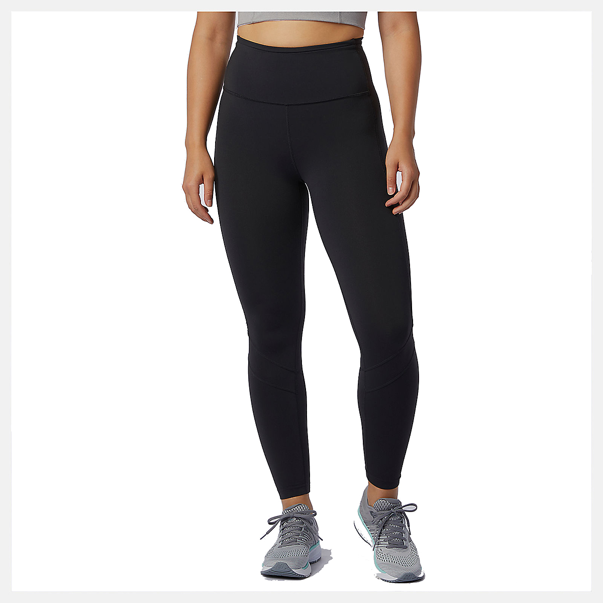 Women's New Balance Transform High Rise 7/8 Pocket Tight, , large, image 1