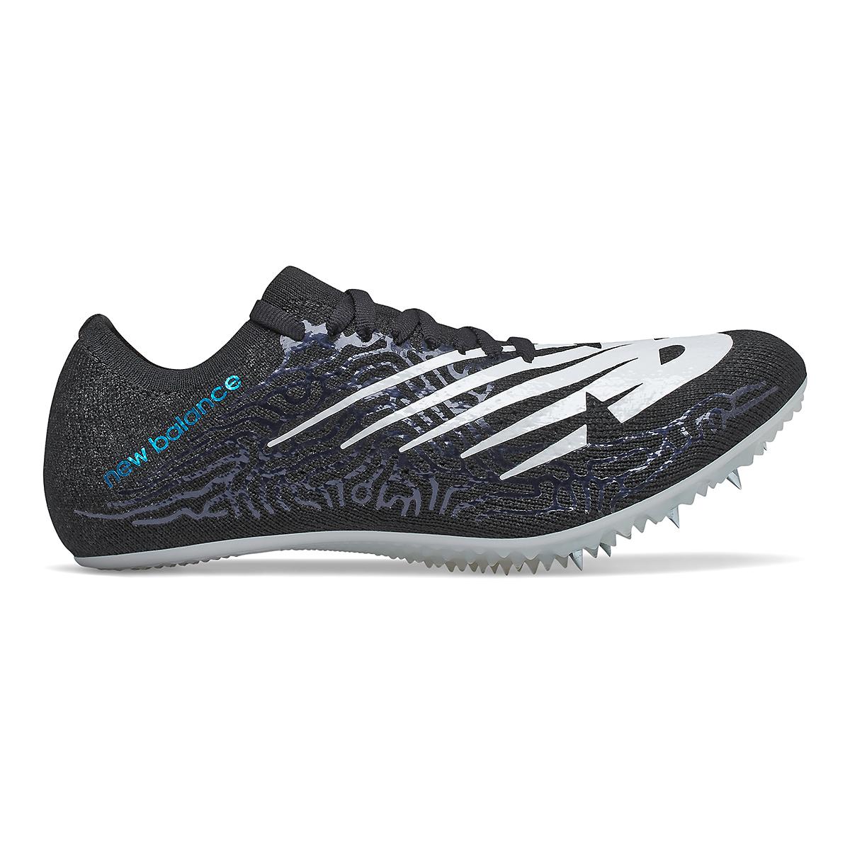 Women's New Balance Sigma Aria Track Spikes - Color: Black/White - Size: 5.5 - Width: Regular, Black/White, large, image 1