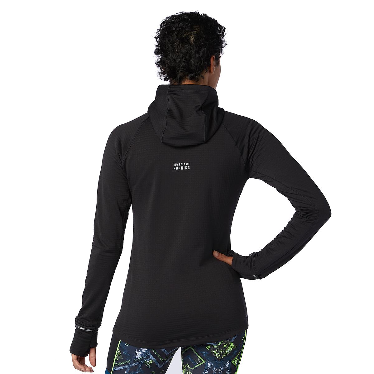 Women's New Balance Heat Grid Hoodie, , large, image 3