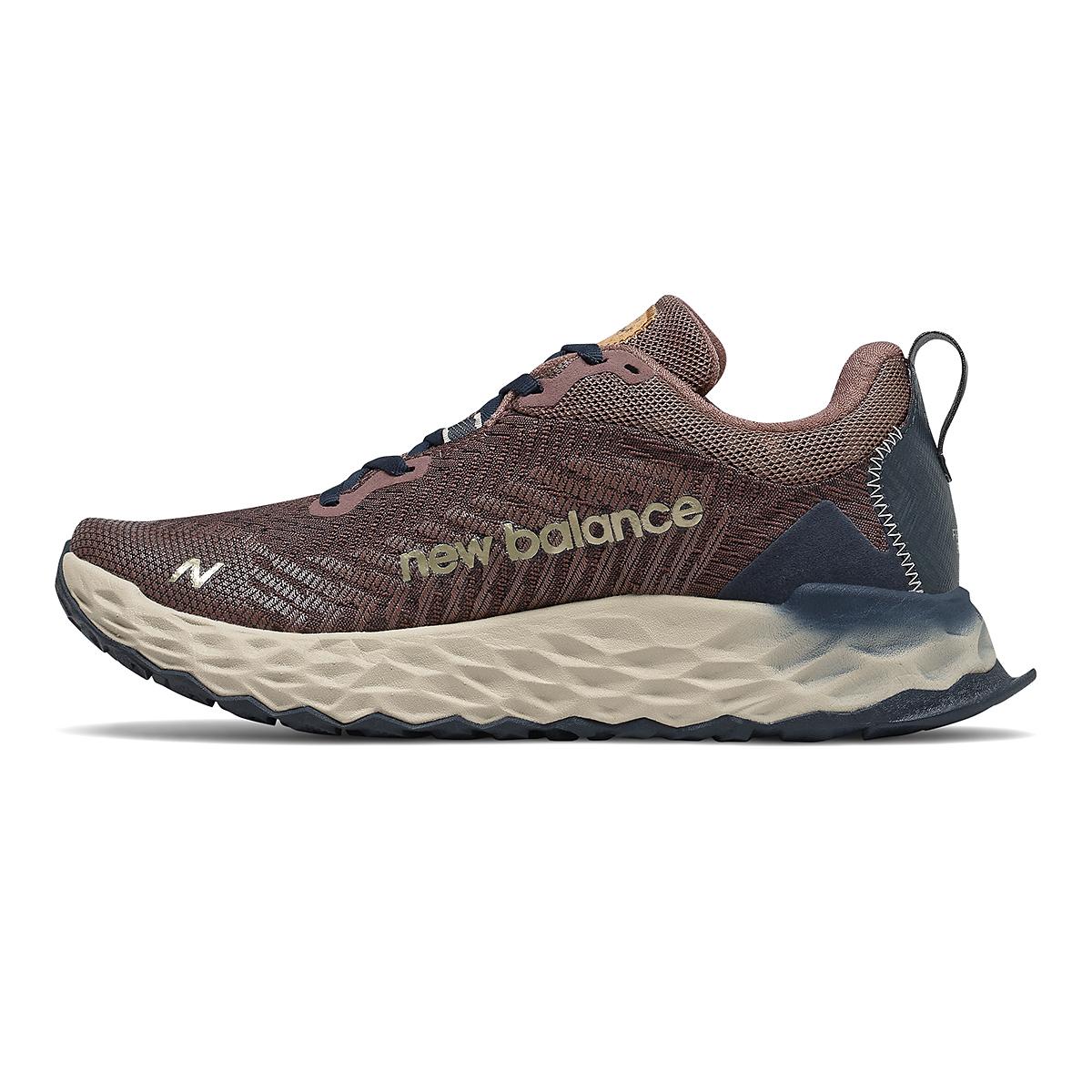 Women's New Balance Hierro V6 Trail Running Shoe - Color: Black Fig - Size: 5 - Width: Regular, Black Fig, large, image 2