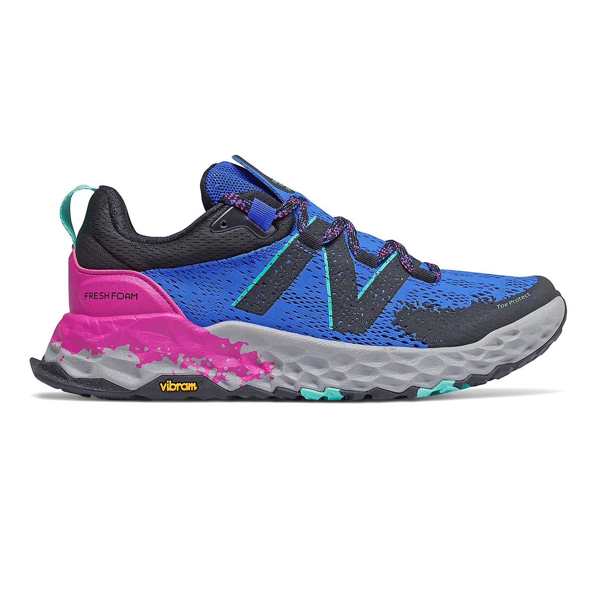 Women's New Balance Hierro V5 Running Shoe - Color: Cobalt - Size: 5.5 - Width: Regular, Cobalt, large, image 1