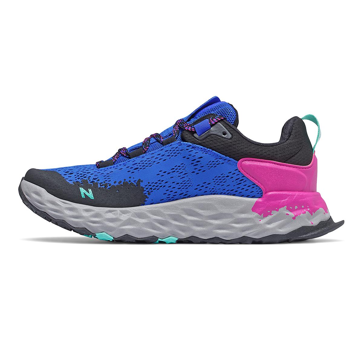 Women's New Balance Hierro V5 Running Shoe - Color: Cobalt - Size: 5.5 - Width: Regular, Cobalt, large, image 2