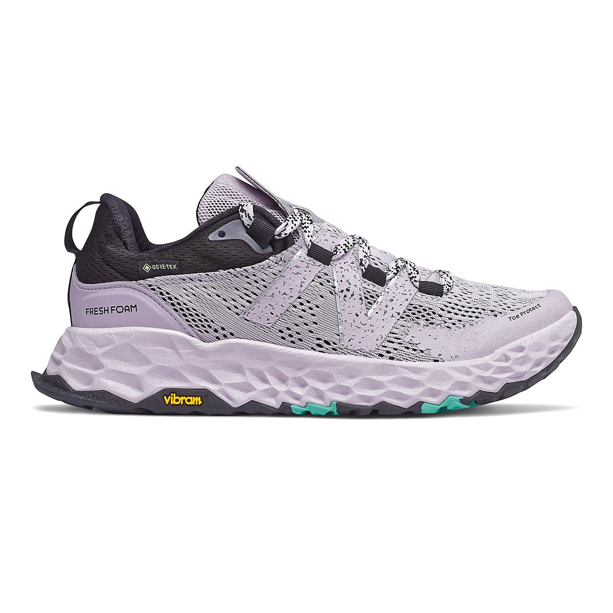 Women's New Balance Hierro V5 Gore-Tex Running Shoe - Color: Mystic Purple - Size: 6 - Width: Regular, Mystic Purple, large, image 1