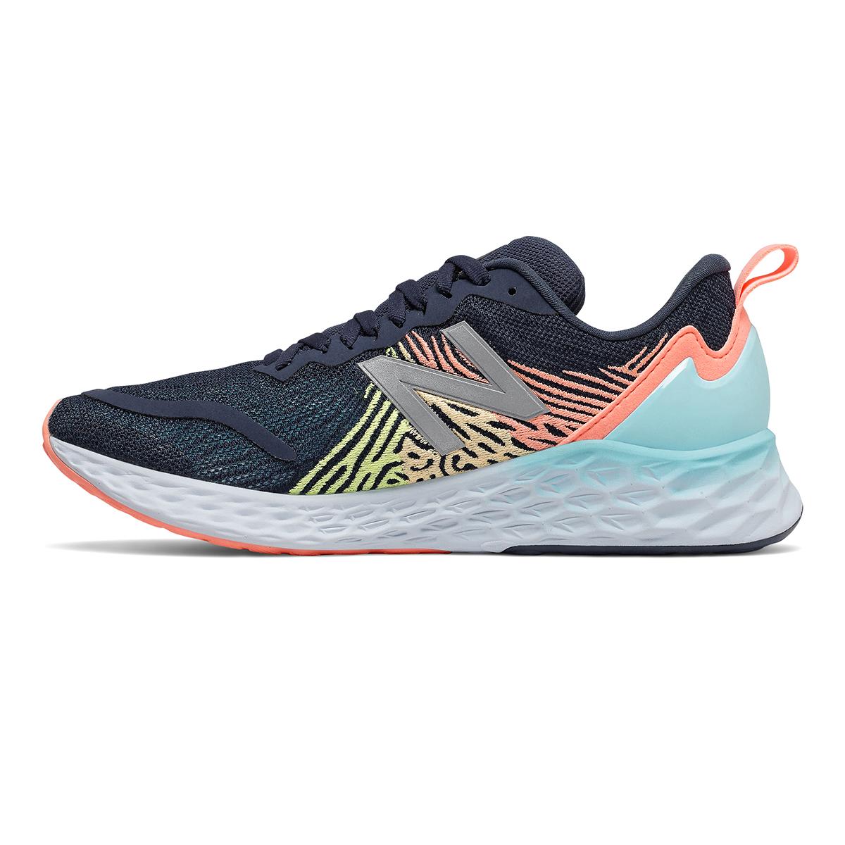 Women's New Balance Tempo Running Shoe - Color: Natural Indigo - Size: 5 - Width: Regular, Natural Indigo, large, image 2