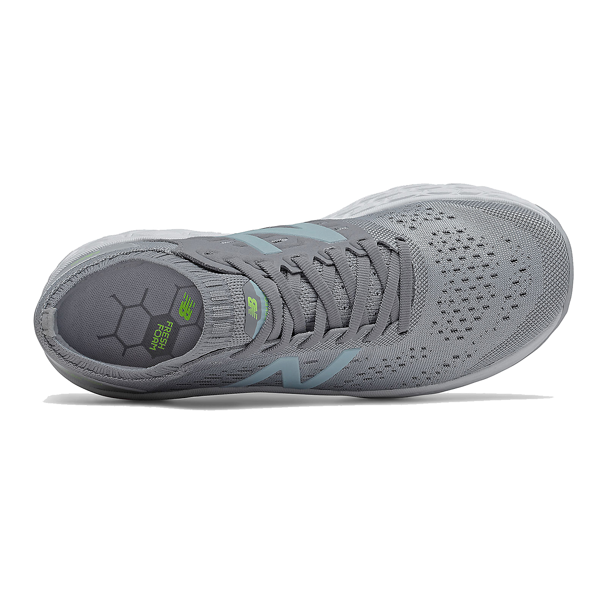 Women's New Balance Fresh Foam Vongo V4 Running Shoe - Color: Light Aluminum - Size: 5.5 - Width: Regular, Light Aluminum, large, image 4