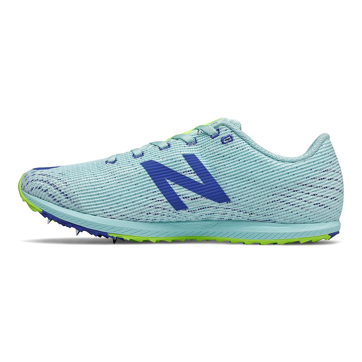 Women's New Balance XC Seven v3 Track Spikes - Color: Glacier/Cobalt - Size: 5.5 - Width: Regular, Glacier/Cobalt, large, image 2