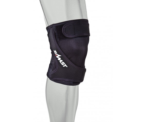 Zamst RK-1 IT Band Brace Black Left- S, Black, large, image 1