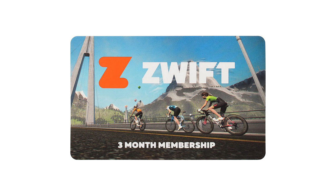Zwift Membership Card - 1 Year - CT, , large, image 1