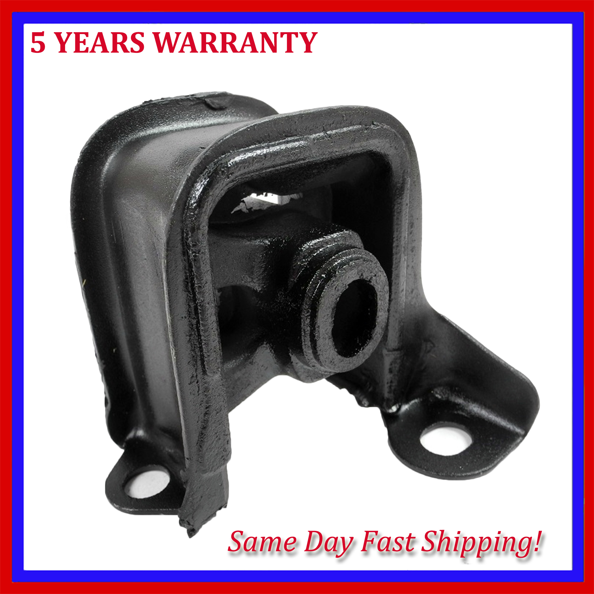 Standard Engine Motor Mount For Front Acura Cl Honda Accord 2 2l 2 3l 6530 Ebay
