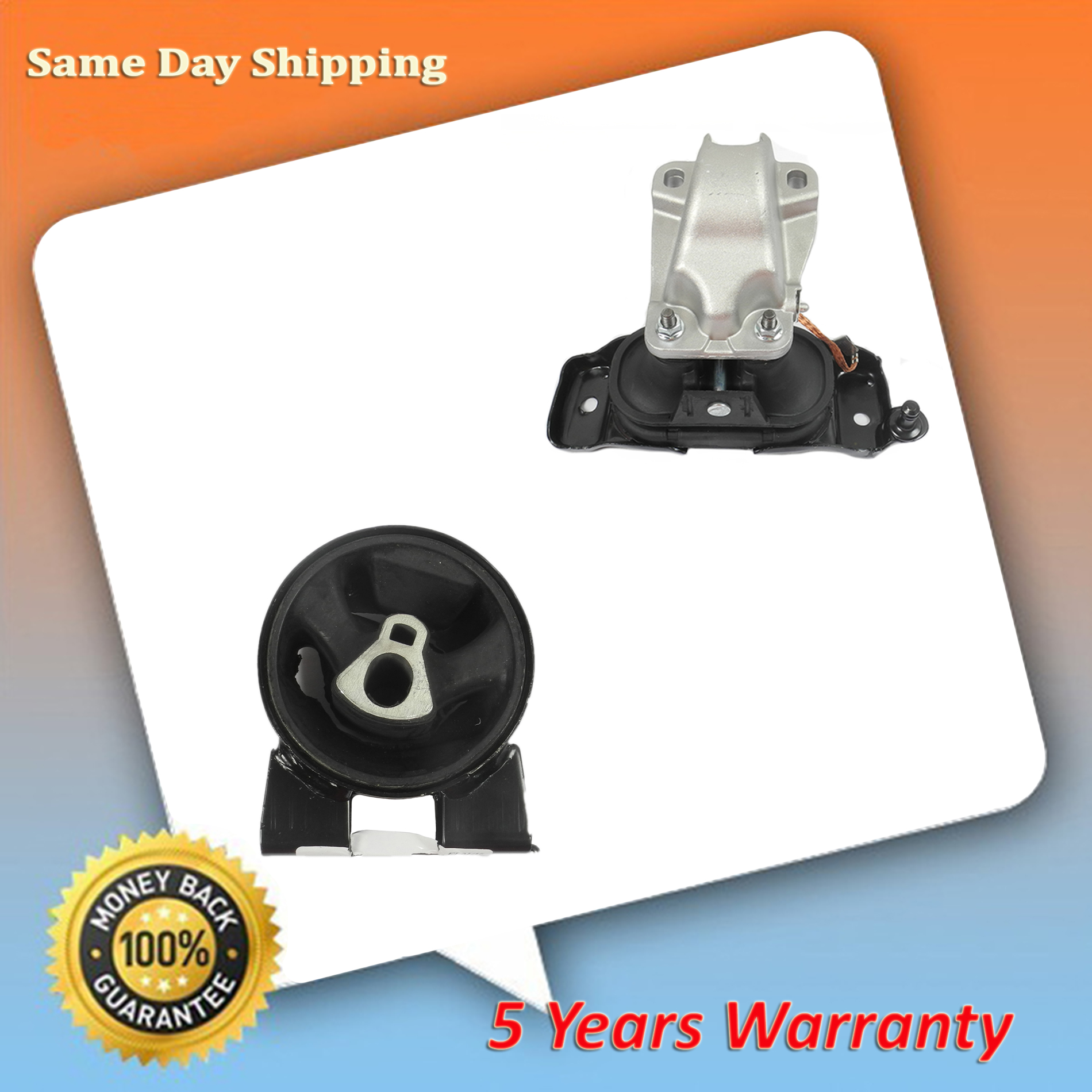 4pc Motor Mounts fit 2008 2009 2010 Engine 3.3L 3.8L 4.0L Chrysler Town/&Country