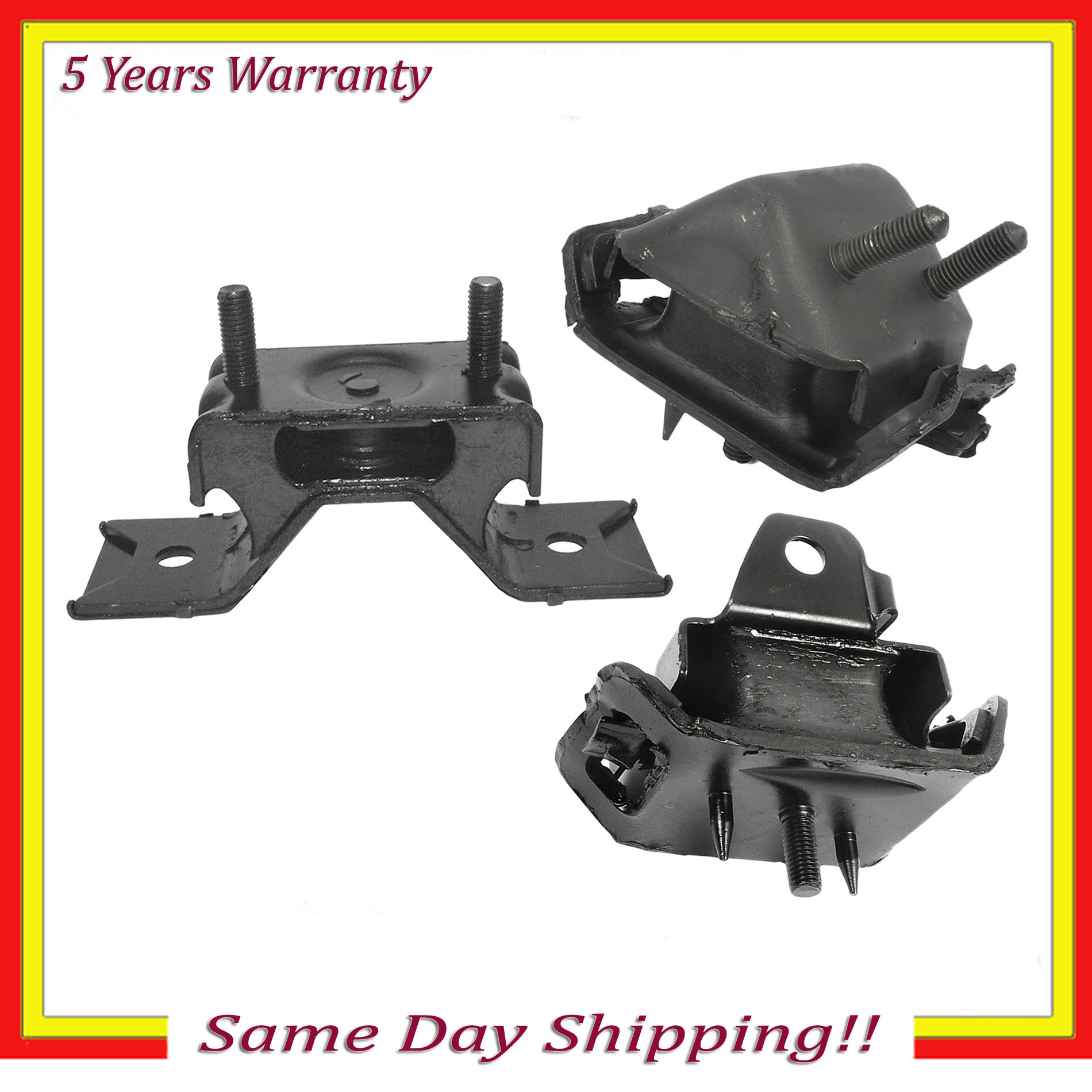 Trans Mount For 5298 02-05 Mercury Mountaineer Ford Explorer 4.0L 4.6L Auto