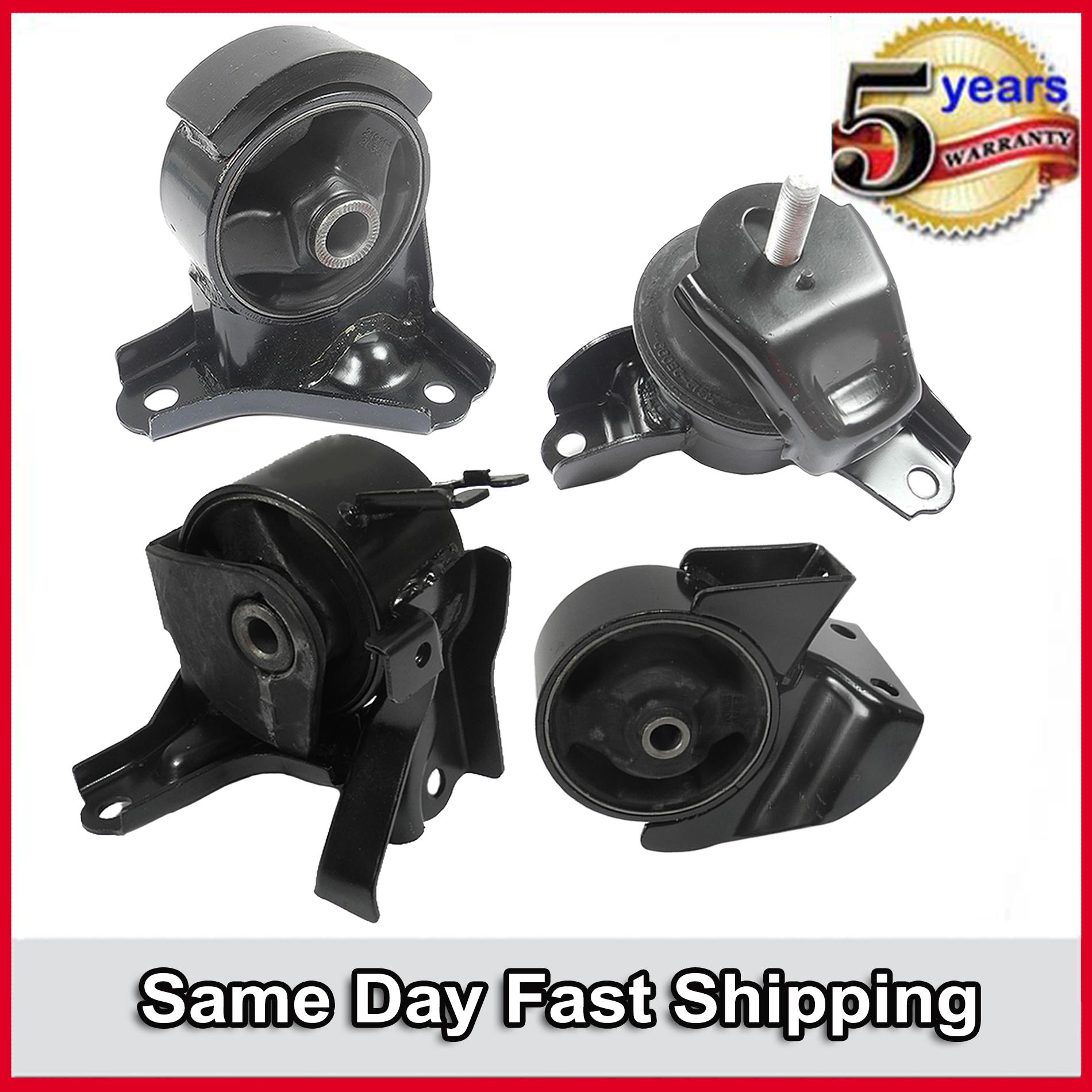 05-09 For Hyundai Tucson 2.0L Manual Engine Motor /& Trans Mount 7138 7143 7131